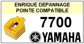 YAMAHA-7700-POINTES-DE-LECTURE-DIAMANTS-SAPHIRS-COMPATIBLES