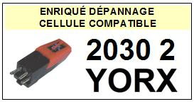 YORX platine 2030 2  Cellule diamant sphérique <BR><SMALL>SC-cel 13-12</small>
