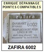ZAFIRA-6002 (LENCO M100)-POINTES-DE-LECTURE-DIAMANTS-SAPHIRS-COMPATIBLES